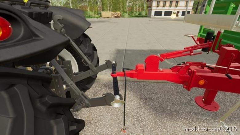 Ackerschiene for Farming Simulator 19