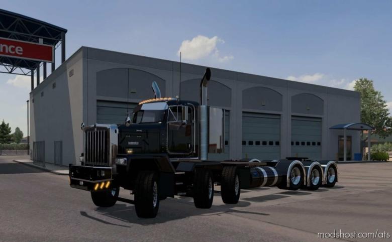 Kenworth C500 Custom Fixed [1.38] for American Truck Simulator