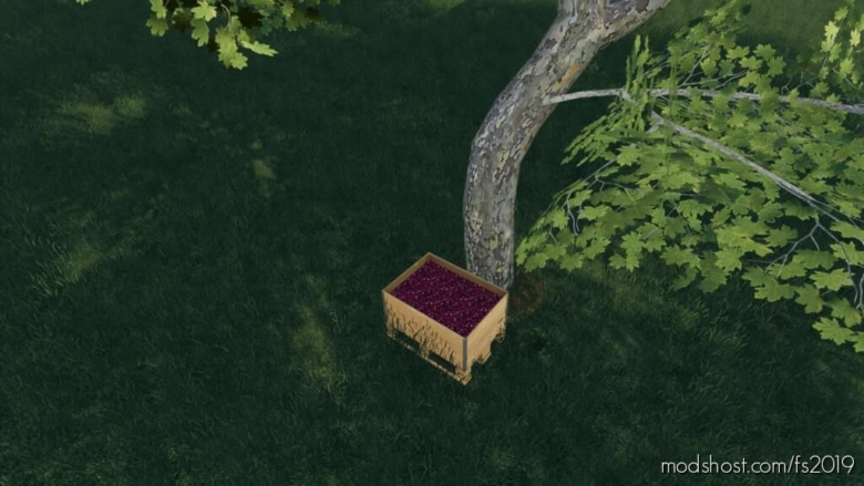 Productions – Tree Fruits for Farming Simulator 19