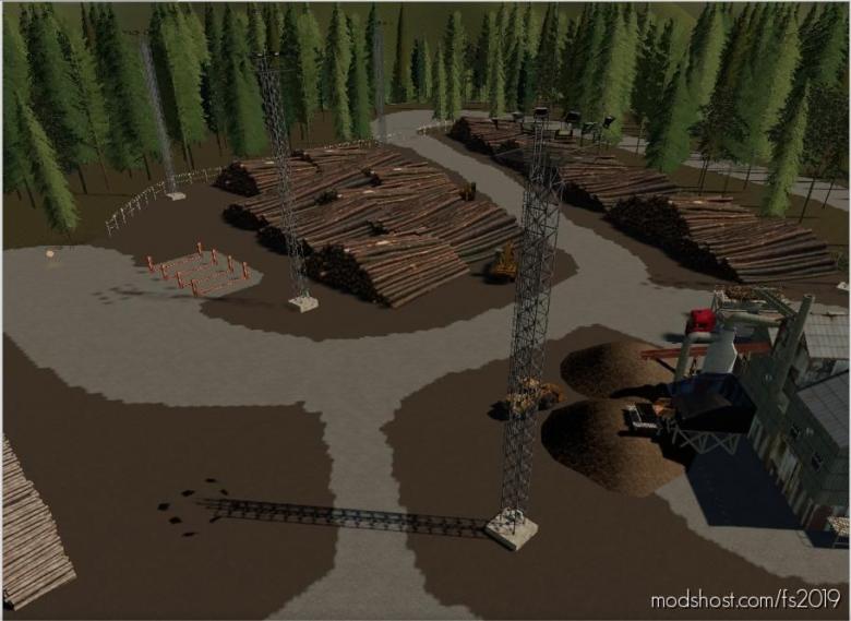 Dark Canyon for Farming Simulator 19