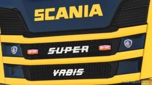 BIG Logo Pack Super, Vabis, Besser & Diesel [1.38] for Euro Truck Simulator 2