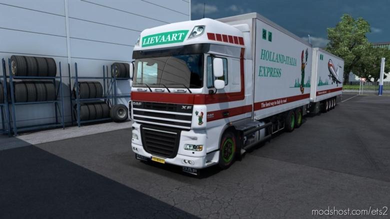 BDF Tandem Holland Italia Skin for Euro Truck Simulator 2