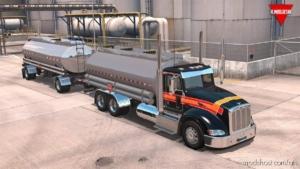 Peterbilt 386 Truck V1.2 [1.37 – 1.38] for American Truck Simulator