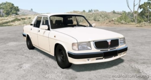 GAZ-3110 Volga 2000 for BeamNG.drive