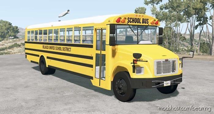 Freightliner FS-65 School BUS V1.02 for BeamNG.drive