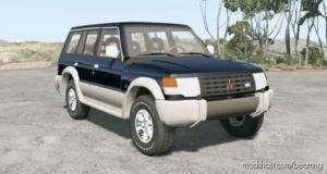 Mitsubishi Pajero Wagon 1993 for BeamNG.drive