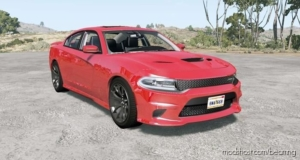 Dodge Charger SRT Hellcat (LD) 2015 V2.0 for BeamNG.drive