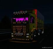 Scania 124G 360 V1.1 (Fixed Dealer) [1.37 – 1.38] for Euro Truck Simulator 2