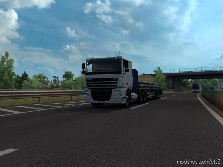 DAF XF 105 Brazilian Style [1.38] for Euro Truck Simulator 2