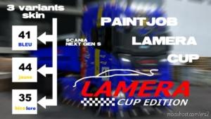 Parck Lamera CUP V1.3 for Euro Truck Simulator 2