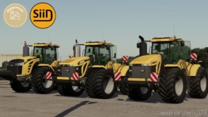 Challenger MT900 Series for Farming Simulator 19