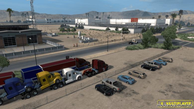 Ownership Truck Transporter Kenworth Trucks For Multiplayer for American Truck Simulator