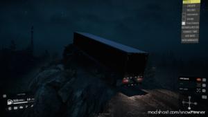 """IX """"Unspillable"""" 6-Slot Trailer V2.0 for SnowRunner"""