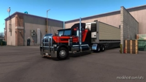 Freightliner Flc12064T Truck [1.38] for American Truck Simulator