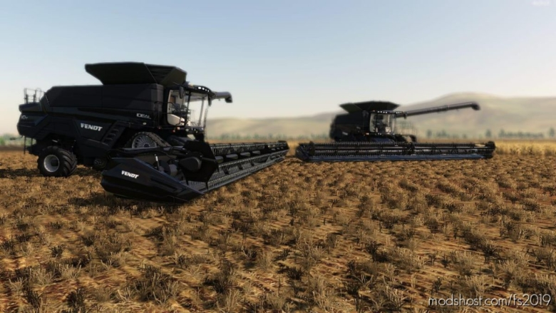 Fendt Ideal 10T for Farming Simulator 19