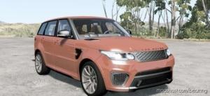 Range Rover Sport SVR 2015 for BeamNG.drive