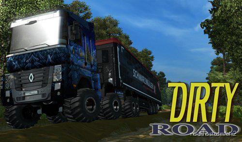 Dirty Road (Beta) for Euro Truck Simulator 2