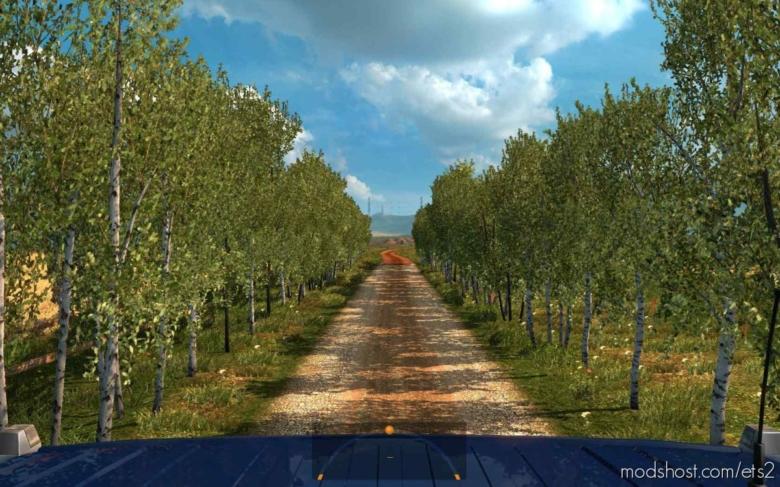 MF Mapa Fazenda V1.6 for Euro Truck Simulator 2