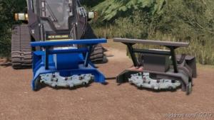 Forestry Disc Mulcher for Farming Simulator 19