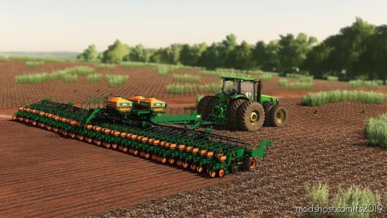 Stara Absoluta 44 Rows for Farming Simulator 19