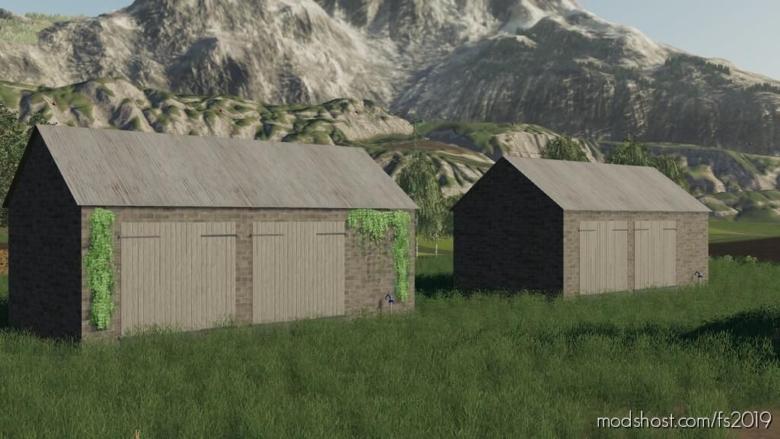 Polish Garage for Farming Simulator 19