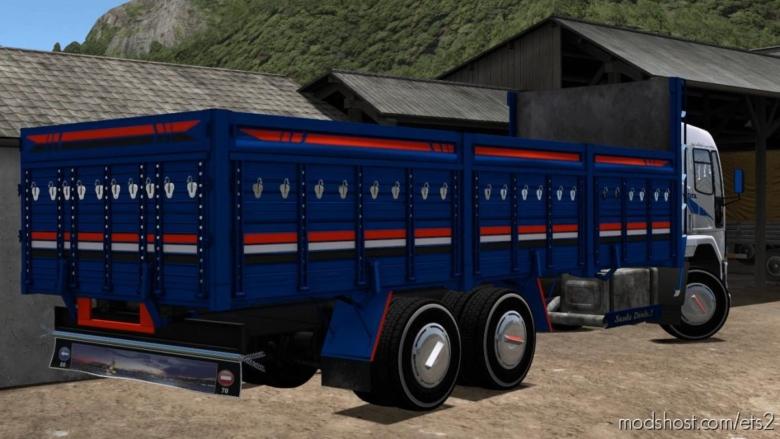 Ford Cargo 2520L [1.38] for Euro Truck Simulator 2