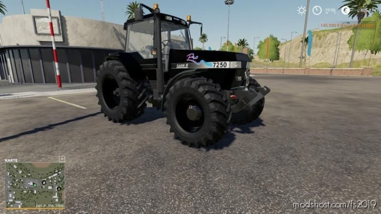 Case IH PRO V1.2 for Farming Simulator 19