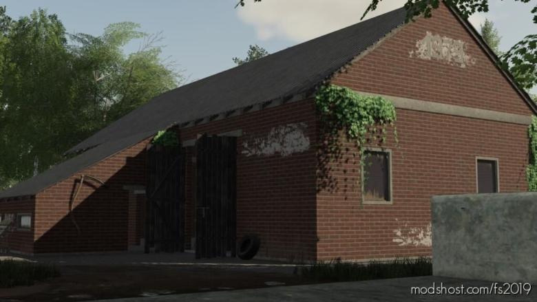 Polish Barn for Farming Simulator 19