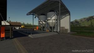 Placeable Farmsilo for Farming Simulator 19