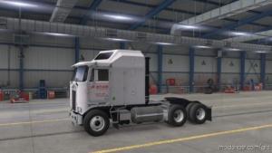 Star Transport, INC. Skin For Overfloater'S Kenworth K100E [1.38] for American Truck Simulator