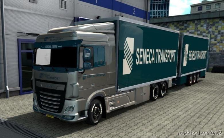 BDF Tandem Seneca Transport [1.38] for Euro Truck Simulator 2