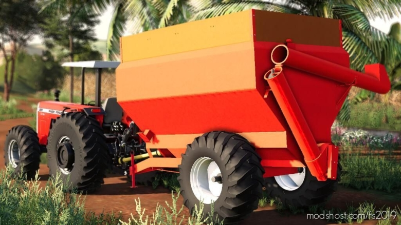 Lizard 180 for Farming Simulator 19