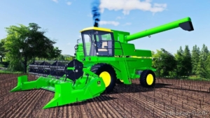 John Deere 4420 – 8820 Turbo / Titan II for Farming Simulator 19