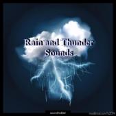 Realistic Heavy Rain And Thunder Sounds for Farming Simulator 19