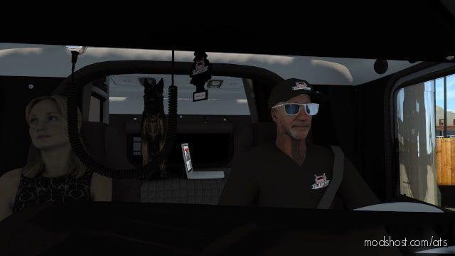 Antc Driver Skin Edit for American Truck Simulator