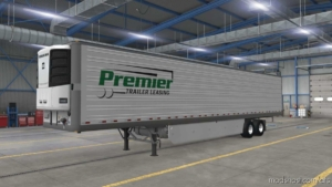 Premier Leasing For 53 SCS BOX [1.38] for American Truck Simulator
