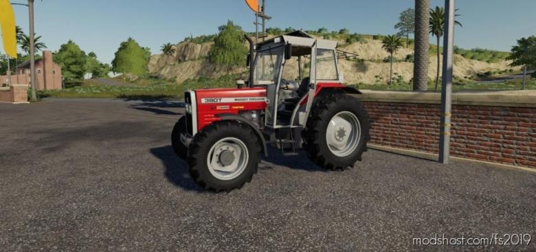 MF390T V1.0.1 for Farming Simulator 19