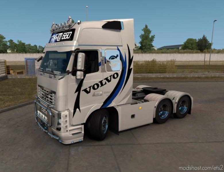 Volvo FH16 [1.38] for Euro Truck Simulator 2