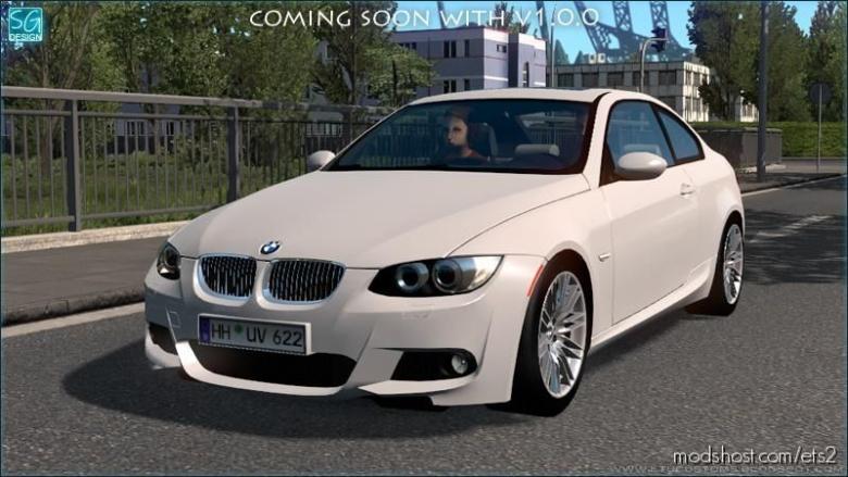 BMW Traffic Pack for Euro Truck Simulator 2