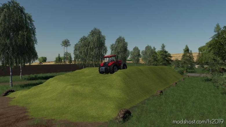 Field Silo for Farming Simulator 19