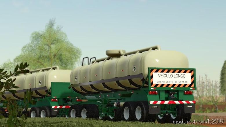 Lizard Tank 40 for Farming Simulator 19