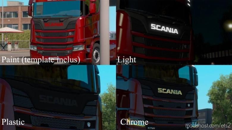 BIG Pack Scania Next GEN V1.3 for Euro Truck Simulator 2