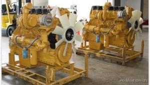 Caterpillar (6NZ) 3406E & C15 Acert Engines [1.38] for American Truck Simulator