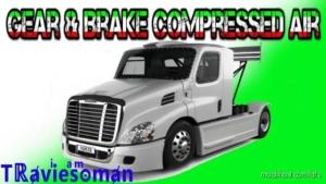 NEW Gear & Brake Compressed AIR for American Truck Simulator