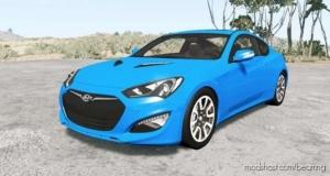 Hyundai Genesis Coupe 2013 V1.1 for BeamNG.drive
