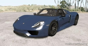 Porsche 918 Spyder 2014 V1.1 for BeamNG.drive