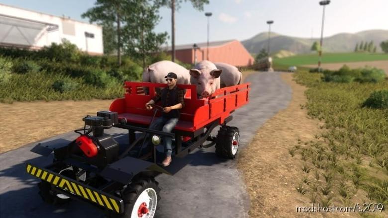 AGM Girico for Farming Simulator 19