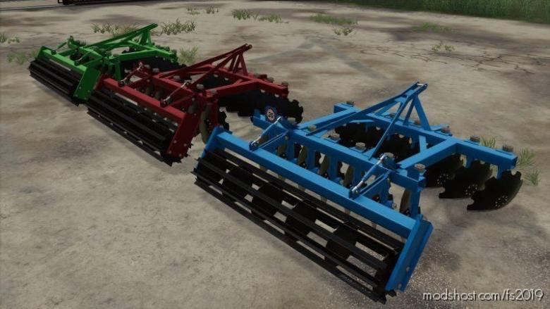 AGD-2.3 for Farming Simulator 19