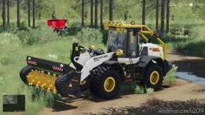 NEW Holland W-190 Forestier for Farming Simulator 19