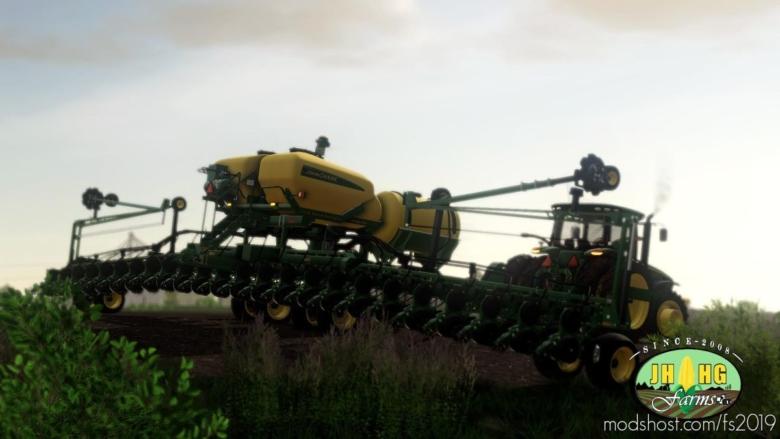 John Deere DB60 for Farming Simulator 19